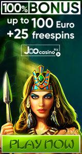 Joo casino promotions