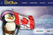 Special Casino Bonus for Canadians From Betchain Casino