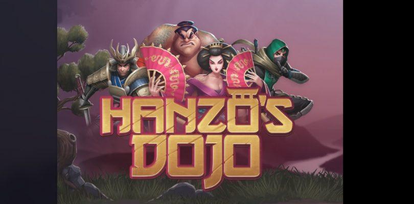 New Slot Release Hanzo' Dojo by Yggdrasil