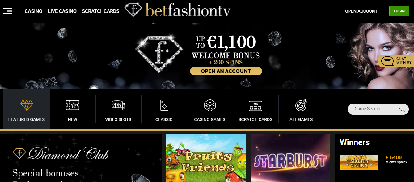 bet fashionTv casino