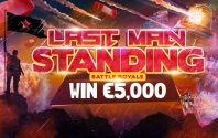 Last Man Standing. New Online Casino Tournament at Bitstarz Casino