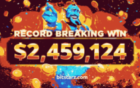 Bitstarz prints Millionaires on monthly bases