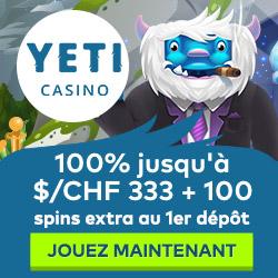 yeti canadien casino