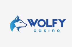 How to deposit with Bitcoin at Wolfy casino