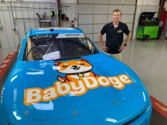Baby Doge and Brandon Brown